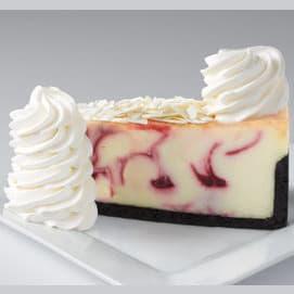 White Chocolate Raspberry Truffle