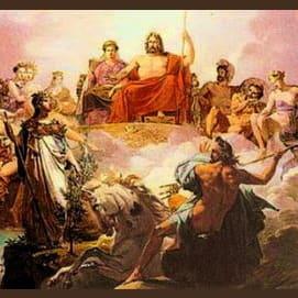 I love Greek mythology!