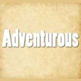 Adventurous