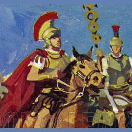 Battle of Faesulae, Western Roman Empire, 406 — Stilicho defeats Visigoths and Vandals under Radagaisus