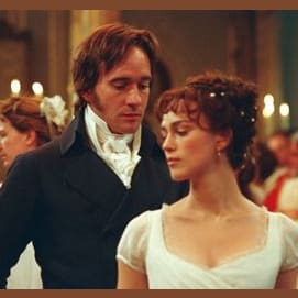Elizabeth and Mr. Darcy (Pride and Prejudice)