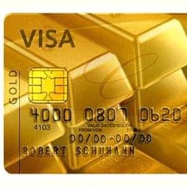 Magic CREDIT CARD. K thx.