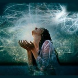 Spiritual, not part of a religion