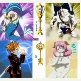 Celestial Keys