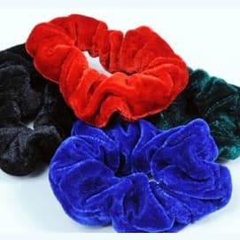 A hair tie