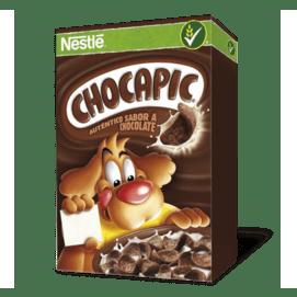 Nestle Chocapic cereals