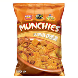 Munchies snack mix (Ultimate Cheddar)