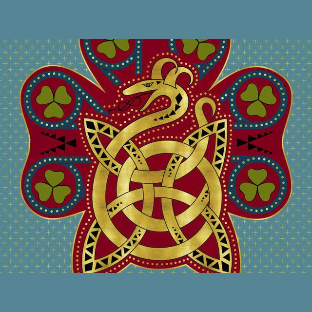 Horned Serpent.