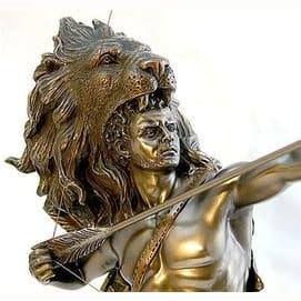 Nemean Lion Skin