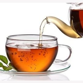 Tea for me, please.