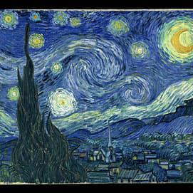A Van Gogh.
