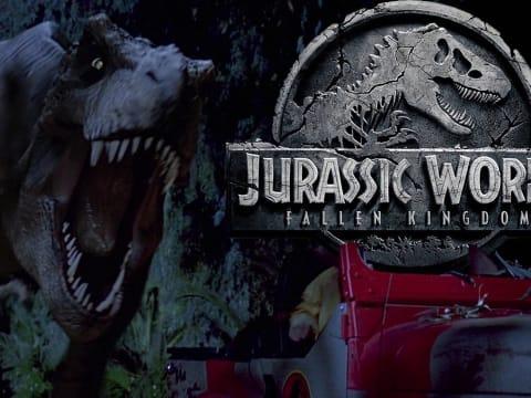W@tch [Jurassic World Fallen Kingdom] On-lin-e Movie-s F-ree