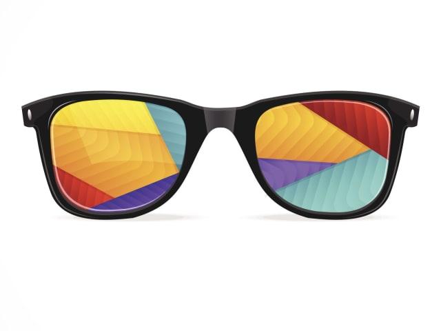 Los mismos se pueden desaparecer de la vista humana a través del uso de unas gafas polarizadas, ya que este tipo de gafas están recubiertas por una capa de moléculas alineadas verticalmente y la luz que refleja el agua se mueve horizontalmente.