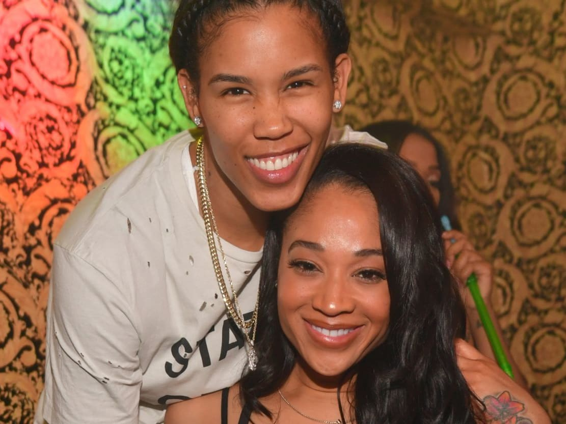 Mimi Faust Discusses Relationship With Pro Ball Player Tamera Young Vh1 News
