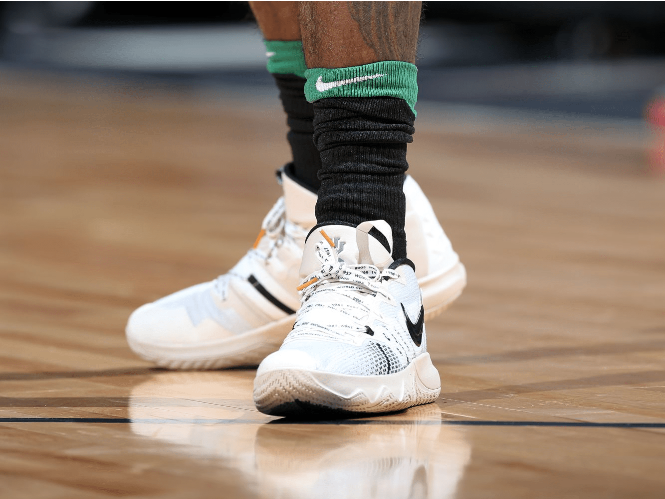 Which NBA player had the best sneakers