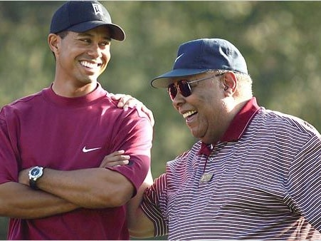 A Vietnam veteran and former college baseball catcher, Earl Woods shepherded the rise of his son Tiger from precocious youngster to the world's most transcendent athlete. The supportive, encouraging, loving bond between father and son was always clear to see. Unfortunately so was the downward spiral Tiger Woods suffered following Earl's death from cancer in 2006.