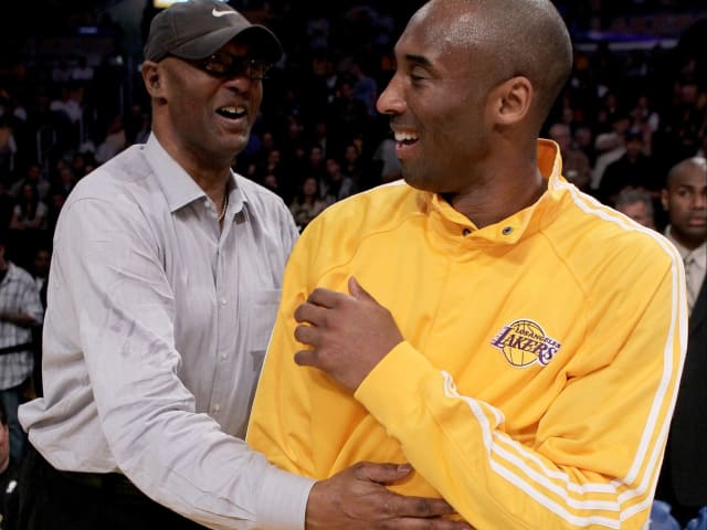 """Joe """"Jellybean"""" Bryant was a very good pro basketballer, playing several seasons in the NBA and more in Europe, before becoming even more famous as the supportive father of five-time NBA champion Kobe Bryant. Joe inspired Kobe's work ethic and passion for the game, without being an overbearing sports Dad. However later on in Kobe's NBA career, the pair's relationship hit some rocky patches, including a court case over memorabilia and management."""