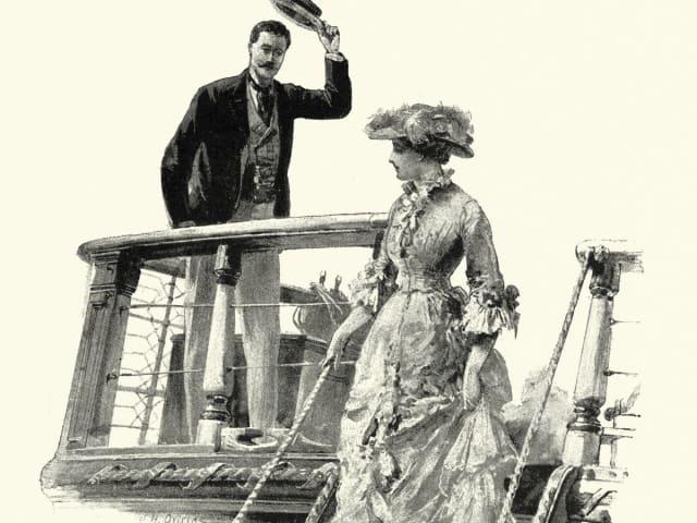gentleman etiquette for a lady
