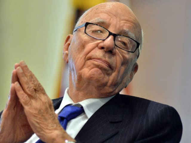 Murdoch hasn't released a statement on the issue