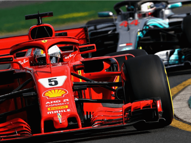 F1 In 2018 So Are Ferrari And Not Mercedes The Real Favourites