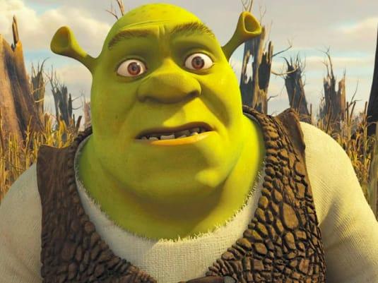 hugely disturbing detail in Shrek