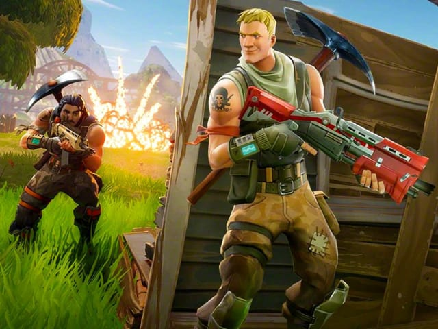 Fortnite Is Changing The Video Game Landscape At E3 2018 But It S