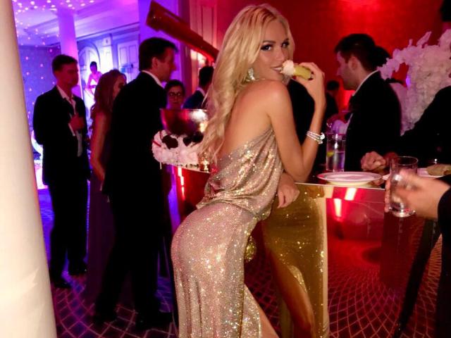 Mundial 2018 Rusia Desnuda La Doble Vida De La Embajadora Oficial