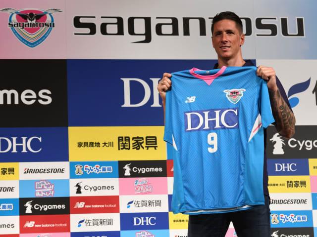 Fernando Torres (34), Sagan Tosu (Japan).