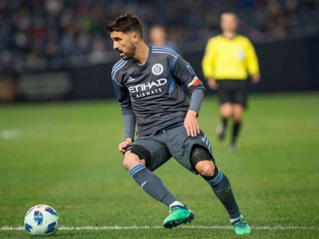 David Villa (33), New York City FC (USA).