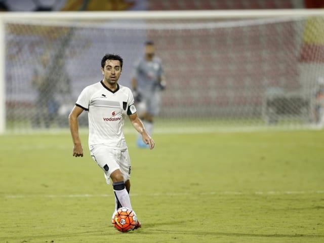 Xavi Hernández (35), Al-Sadd SC (Qatar).