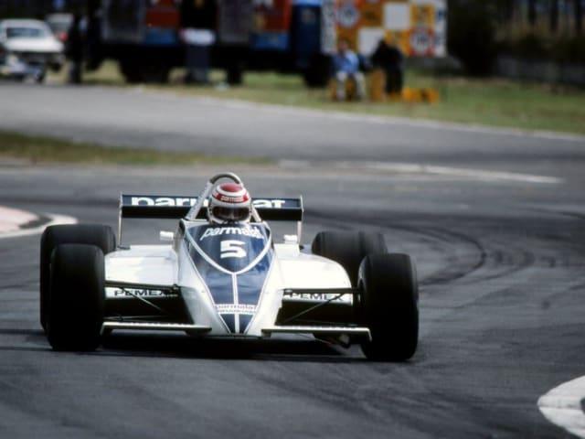 Nelson Piquet ganó en 1986 y 1987.