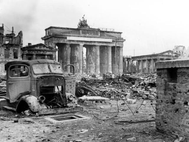 El 19 de marzo de 1944 los alemanes ocuparon Hungría.