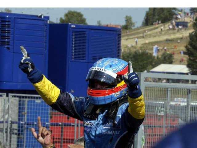 Fernando Alonso consiguió la segunda victoria de un español después de Alfonso de Portago en 1956.