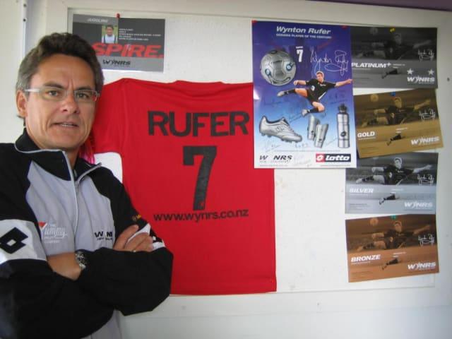 Wynton Rufer (New Zealand)