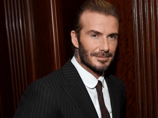 David Beckham (Football)