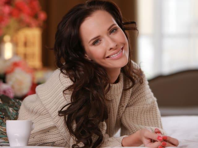 Наталья Переверзева - актриса, модель, телеведущая
