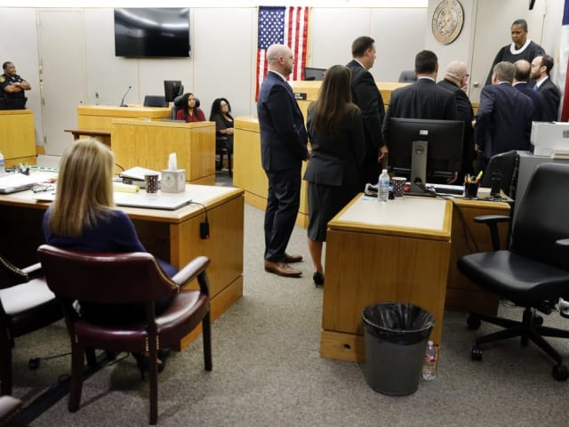"""Si este jurado fuera blanco, creo que definitivamente no estaríamos celebrando la victoria de la justicia""""."""