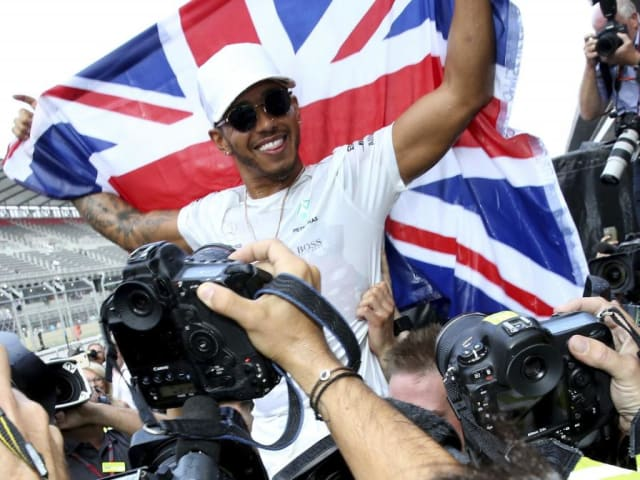 Lewis Hamilton. Ha acabado en los puntos en 180 ocasiones.