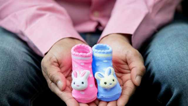 Based on Old Wives Tales, find out whether your expecting a little pink, or a little blue, bundle of joy!