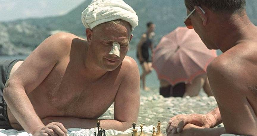 Тест: Как бы ты провел лето, если бы жил в СССР?