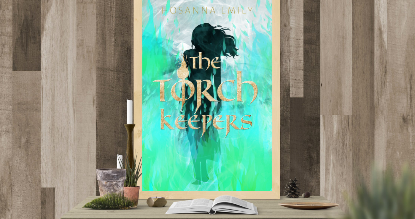 """Which """"The Torch Keepers"""" character are you?"""