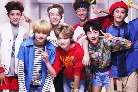 Which member of NCT Dream are you?