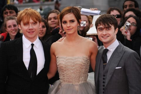 Which Harry Potter character is your crush, bff, and enemy