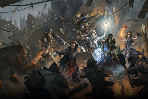 Which Pathfinder Race Best Fits You?