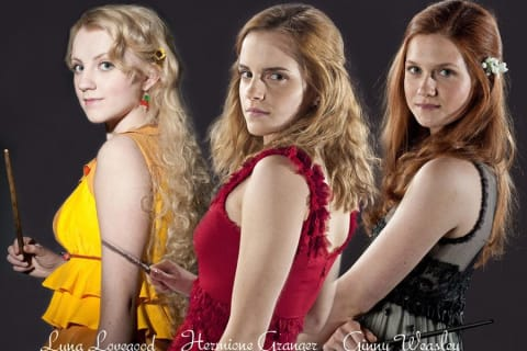 What Female Harry Potter Character Are You?