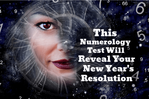 This Numerology Test Will Reveal Your New Year's Resolution