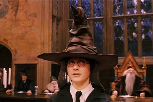 TEST  ¿A qué casa de Hogwarts te mandaría el sombrero seleccionador de Harry  Potter  02efe1ede1e