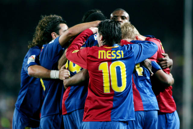 Here s why Barcelona should NEVER retire the No.10 shirt to honour ... 14a91b3ee