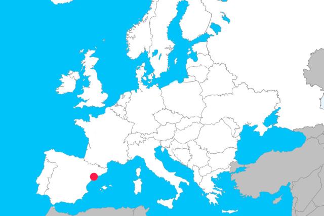 Karte Von Europa.Geografie Quiz Findest Du Die Stadte Auf Der Europa Karte