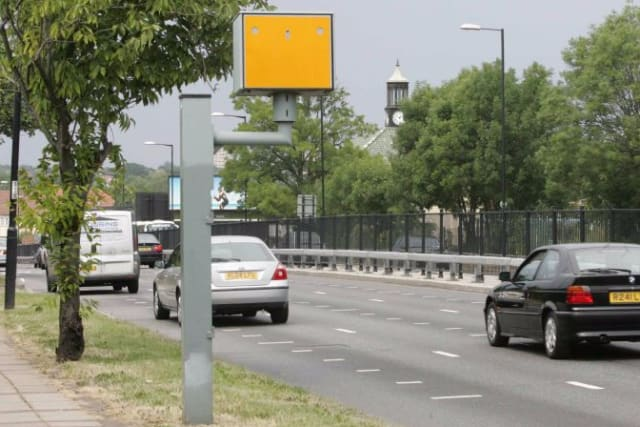 Different speed cameras explained: The 15 types used in